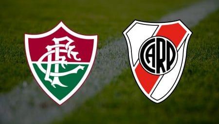 Apostas Fluminense x River Plate Libertadores da América 22/04/21