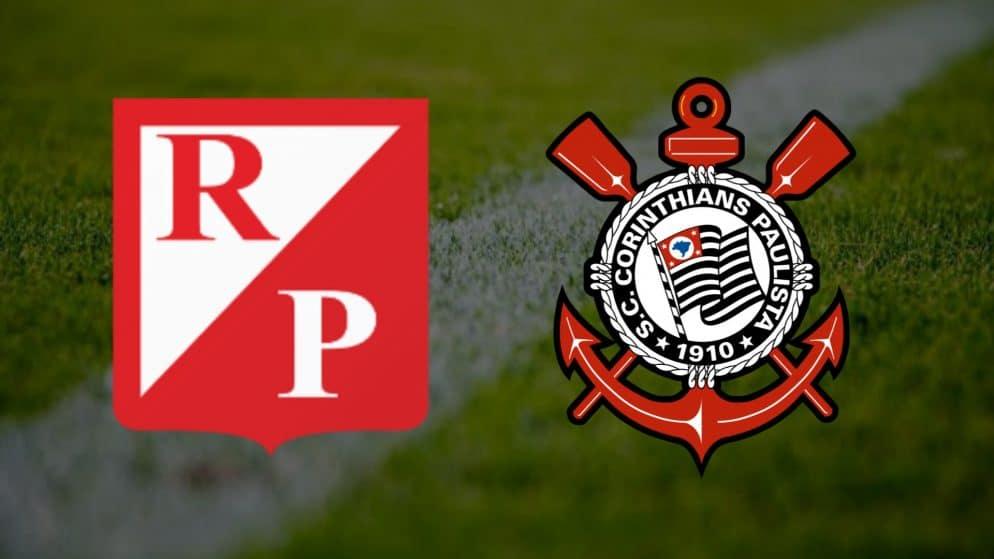 Apostas River Plate-PAR x Corinthians Copa Sul-Americana 22/04/21