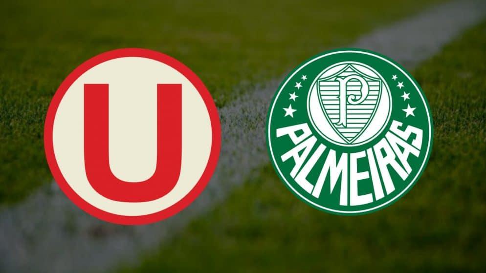 Apostas Universitario x Palmeiras Libertadores da América 21/04/21