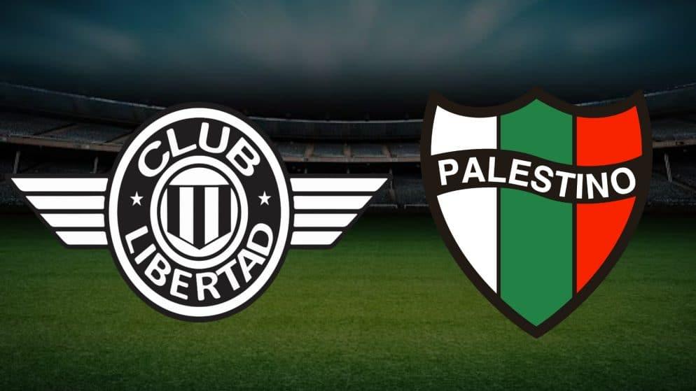 Apostas Libertad x Palestino Copa Sul-Americana 22/04/21