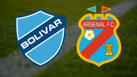 Apostas Bolívar x Arsenal de Sarandí Copa Sul-Americana 22/04/21
