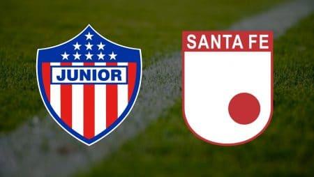 Apostas Junior Barranquilla x Independiente Santa Fé Libertadores da América 22/04/21