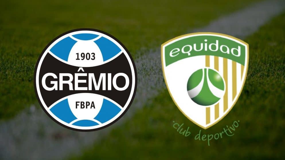 Apostas Grêmio x La Equidad Copa Sul-Americana 22/04/21