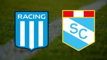 Apostas Racing x Sporting Cristal Libertadores da América 29/04/21