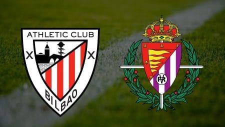 Apostas Athletic Bilbao x Real Valladolid La Liga 28/04/21
