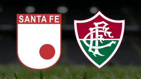 Apostas Independiente Santa Fé x Fluminense Libertadores da América 28/04/21