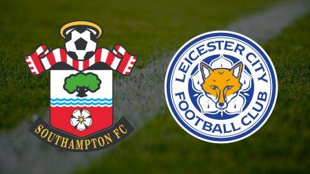 Apostas Southampton x Leicester Premier League 30/04/21
