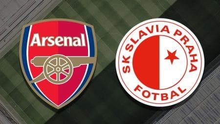 Apostas Arsenal x Slavia Praga Europa League 08/04/21