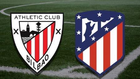 Apostas Athletic Bilbao x Atlético de Madrid La Liga 25/04/21
