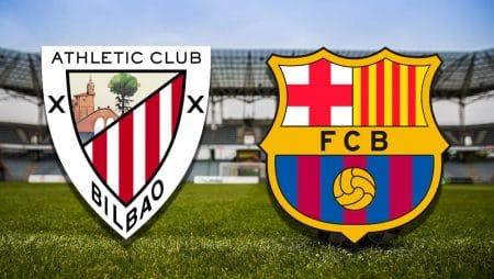 Apostas Athletic Bilbao x Barcelona Copa do Rei 17/04/21