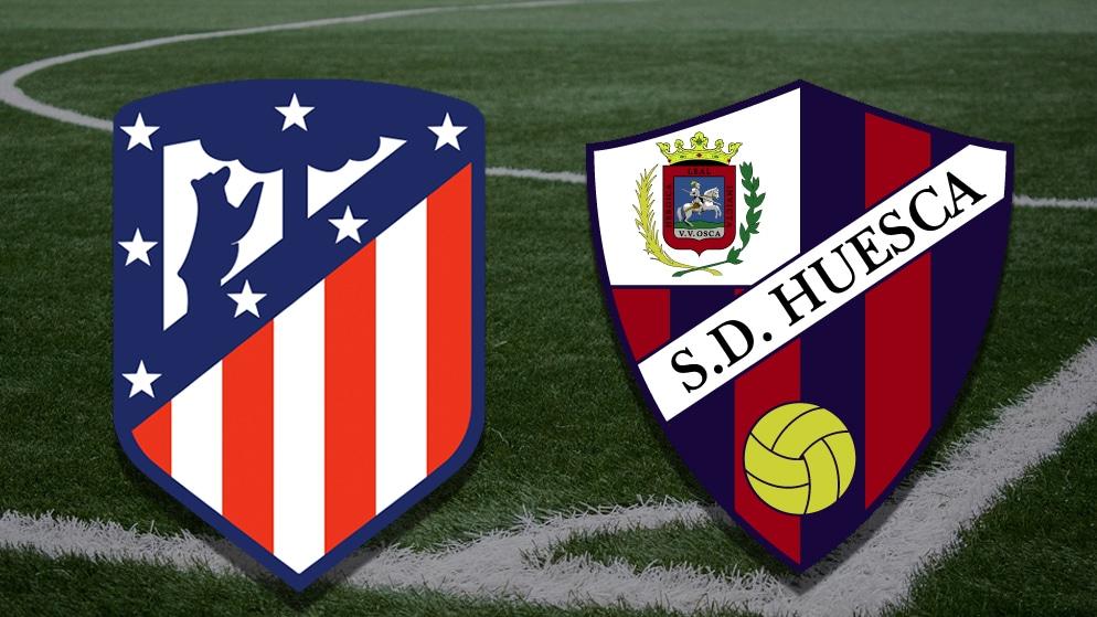 Apostas Atlético de Madrid x Huesca La Liga 22/04/21