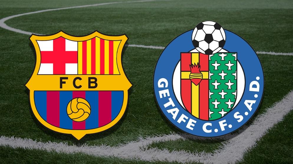 Apostas Barcelona x Getafe La Liga 22/04/21