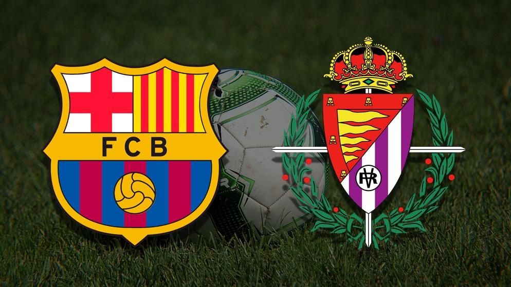 Apostas Barcelona x Valladolid La Liga 05/04/21