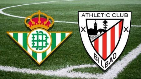 Apostas Betis x Athletic Bilbao La Liga 21/04/21