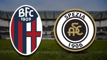Apostas Bologna x Spezia Serie A 18/04/21