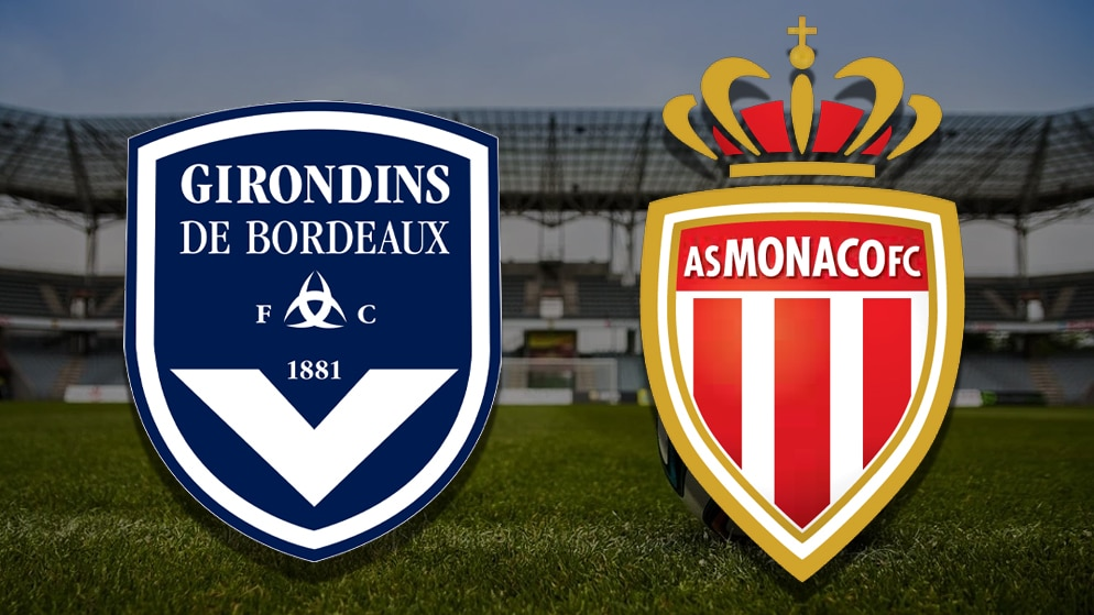Apostas Bordeaux x Monaco Ligue 1 18/04/21