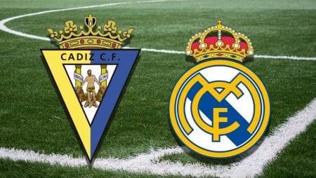 Apostas Cádiz x Real Madrid La Liga 21/04/21