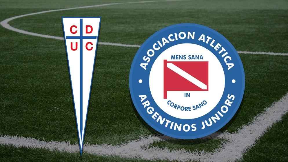 Apostas Universidad Católica x Argentinos Juniors Copa Libertadores 29/04/21