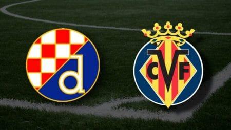 Apostas Dínamo Zagreb x Villarreal Europa League 08/04/21