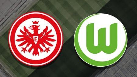 Apostas Eintracht Frankfurt x Wolfsburg Bundesliga 10/04/21