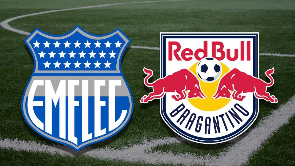 Apostas Emelec x Red Bull Bragantino Copa Sul-Americana 28/04/21