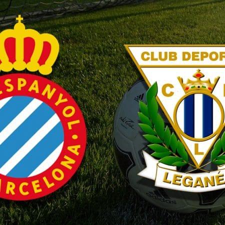 Apostas Espanyol x Leganés La Liga 2 11/04/21