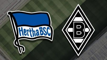 Apostas Hertha Berlin x Borussia Monchengladbach Bundesliga 10/04/21