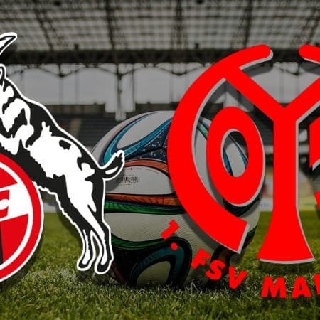 Apostas Colônia x Mainz Bundesliga 11/04/21
