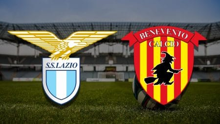 Apostas Lazio x Benevento Serie A 18/04/21
