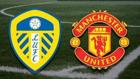 Apostas Leeds x Manchester United Premier League 25/04/21