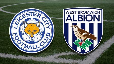 Apostas Leicester x West Bromwich Premier League 22/04/21