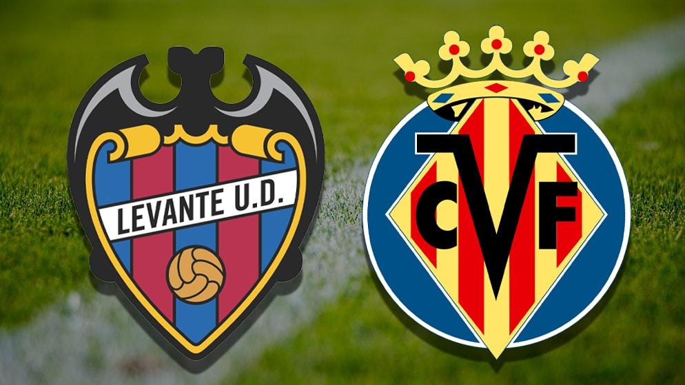 Apostas Levante x Villarreal La Liga 18/04/21