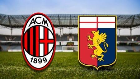 Apostas Milan x Genoa Serie A 18/04/21