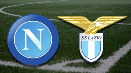 Apostas Napoli x Lazio Serie A 22/04/21