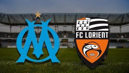 Apostas Olympique de Marseille x Lorient Ligue 1 17/04/21
