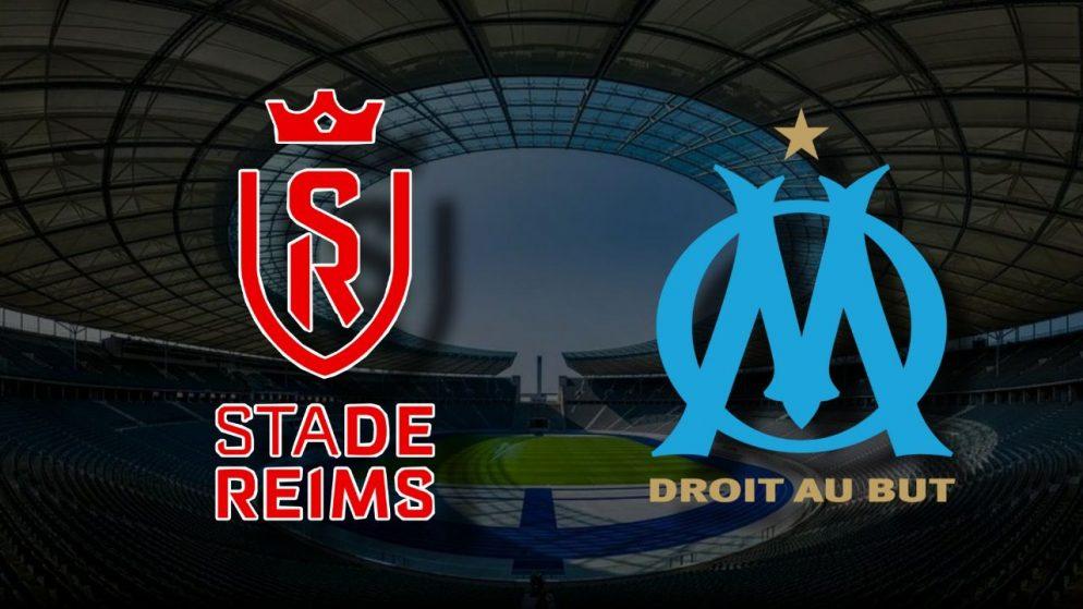 Apostas Reims x Olympique de Marseille Ligue 1 23/04/21
