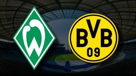 Apostas VfL Wolfsburg x Borussia Dortmund Bundesliga 24/04/21