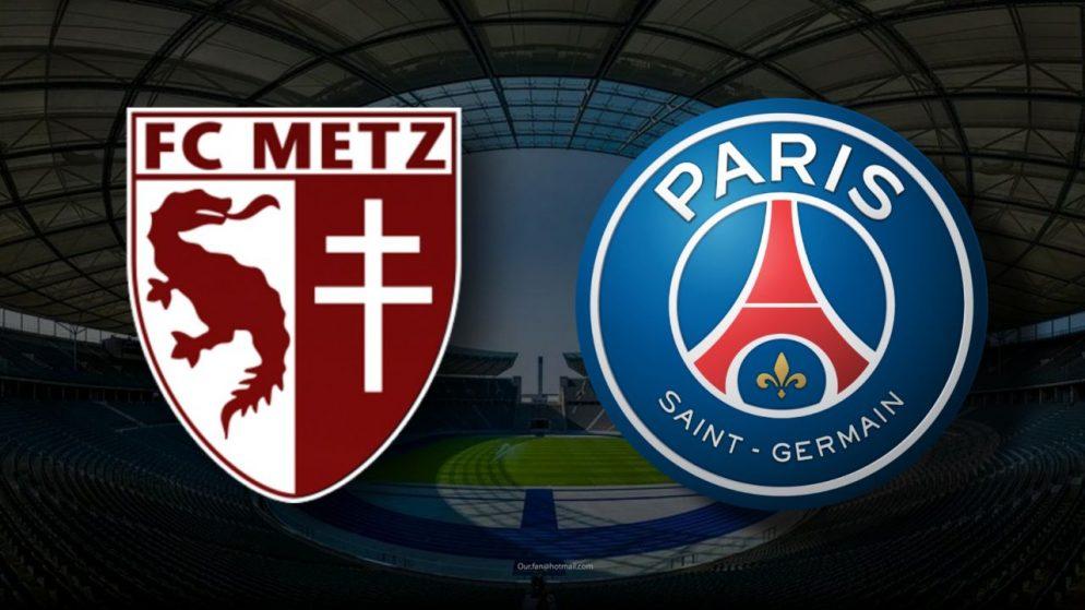 Apostas Metz x PSG Ligue 1 24/04/21