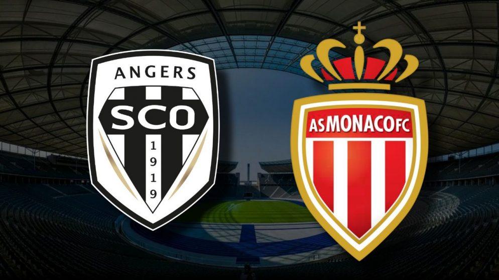 Apostas Angers x Mônaco Ligue 1 25/04/21