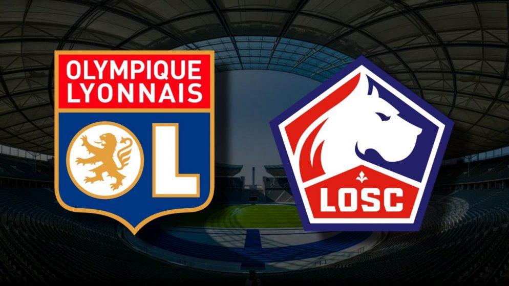 Apostas Lyon x Lille Ligue 1 25/04/21