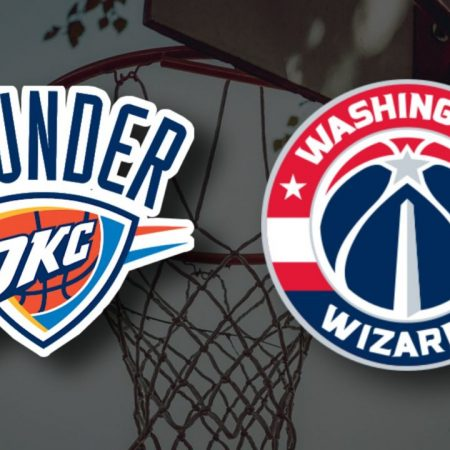 Apostas Oklahoma City Thunder x Washington Wizards 23/04/21