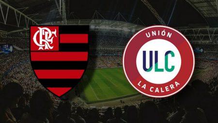 Apostas Flamengo x Unión La Calera Libertadores da América 27/04/21