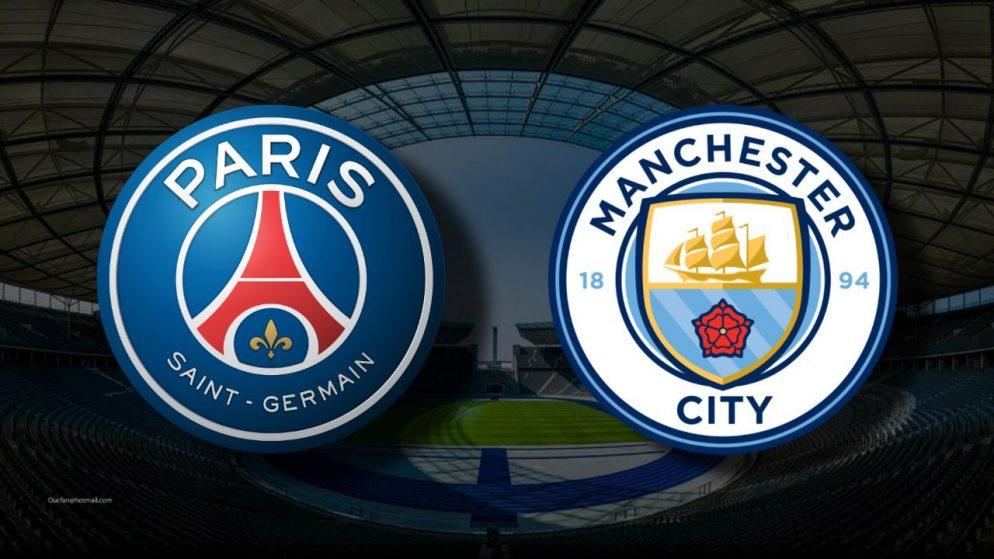 Apostas PSG x Manchester City Liga dos Campeões 28/04/21