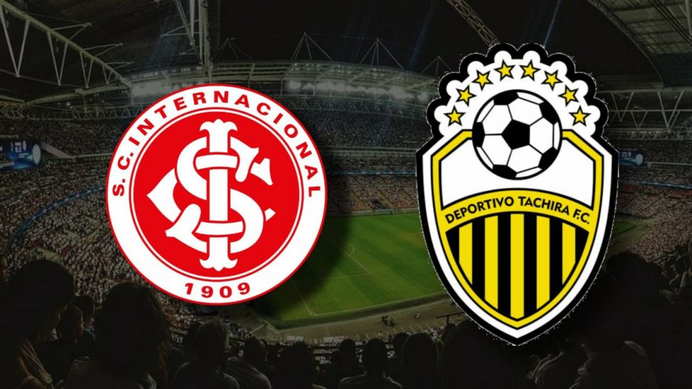 Apostas Internacional x Deportivo Táchira Libertadores da América 27/04/21