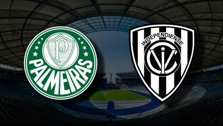 Apostas Palmeiras x Independiente del Valle Libertadores da América 27/04/21