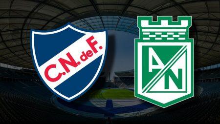Apostas Nacional x Atlético Nacional Libertadores da América 28/04/21