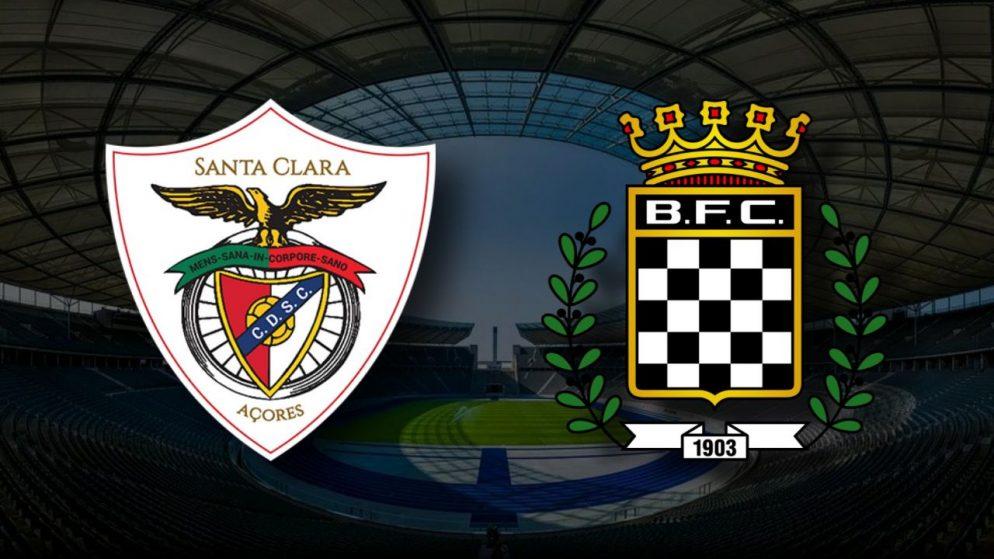 Apostas Santa Clara x Boavista Liga NOS 01/05/21