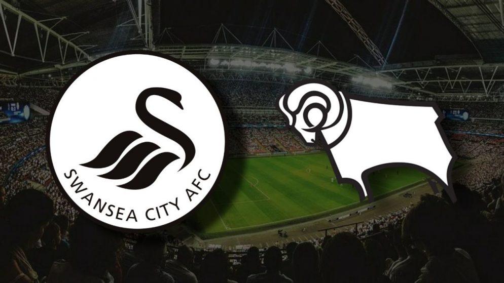 Apostas Swansea City x Derby County Championship 01/05/21