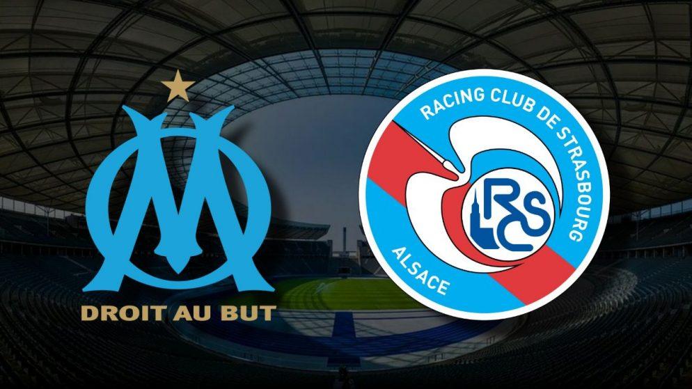 Apostas Olympique de Marseille x Strasbourg Ligue 1 30/04/21