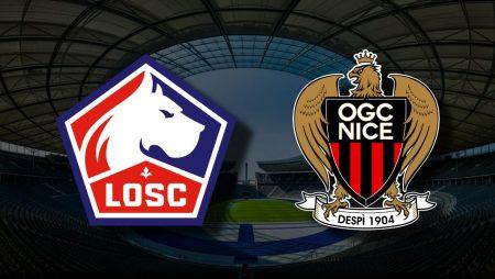 Apostas Lille x Nice Ligue 1 01/05/21